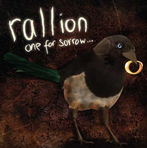 CD One for Sorrow - Rallion
